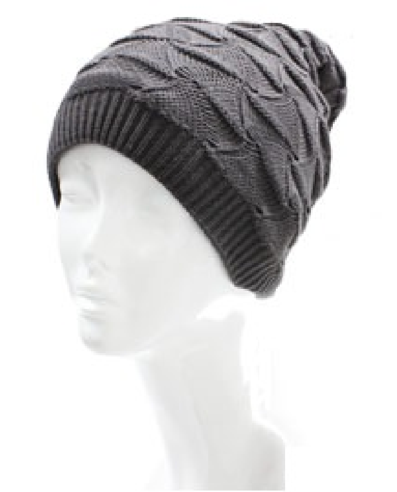 c3d08870703 Winter Wholesale Beanie Hats- Slouchy Wavy Knit Hat