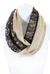 Wholesale Lace Scarf