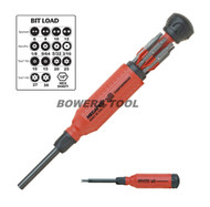 Megapro Tamperproof 15 in 1 Multi Bit Screwdriver Security Torx Hex Spanner Bits