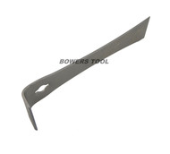 Enderes Tool 9-1/2in D22 Extra Thin Flat Mini Pry Bar Nail & Staple Puller USA