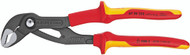 """Knipex Cobra Insulated Quick Set 10"""" Pliers Adjustable Water Pump Plier 8728250"""