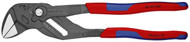 "Knipex 10"" Pliers Wrench 8602250 Adjustable Wrench Comfort Grip Black Finish"