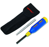 Megapro Original Screwdriver Kit with Holster and Aluminum Extension #7 6KIT7