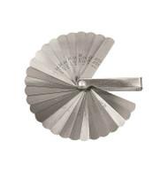 Lang Master Feeler Ignition Gauge 25 Leaf Blades .0015 to .035 MADE IN USA