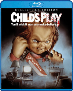 Autographed Child's Play Blu-Ray (Shout Factory Release)
