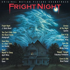 Original Motion Picture Soundtrack for the 1985 Film Fright Night.