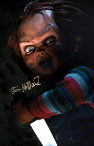 Exclusive Child's Play Chucky Poster