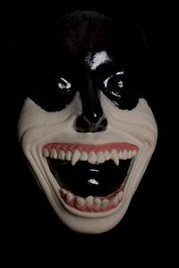 Hand Painted Fright Night Amy Mouth Prosthetic