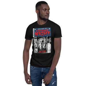 Fright Night Poster T-Shirt