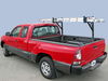 Strong-Ender Side-Mount Truck Ladder Rack mounted to Toyota Tacoma pickup with factory track system (ladder not included)