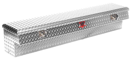 Side Mount Slant Front Truck Toolbox is available in six sizes