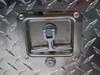 Folding/locking T-Handles (keyed alike) on all Brute Heavy Duty Top Drawer/Bottom Door Underbody Tool Boxes