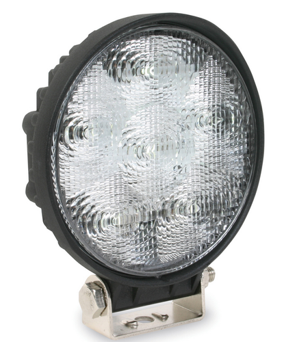 18 Watt LED Aluminum Work/Flood Light Set