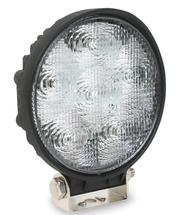 18 Watt LED Aluminum Work/Flood Light Set