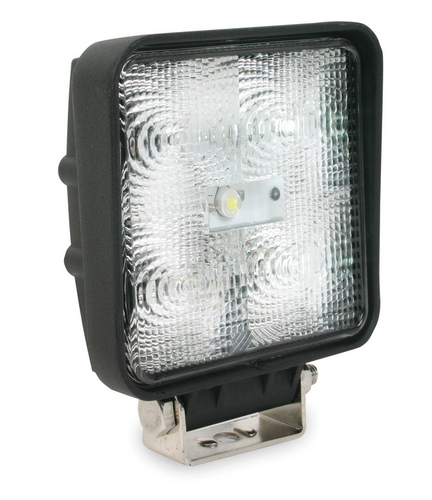 "15 Watt 4"" Square LED Flood Light Set"