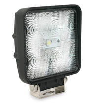 "15 Watt 4"" Square LED Flood Light Set"
