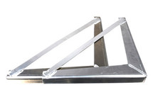 Underbody Toolbox Mounting Brackets