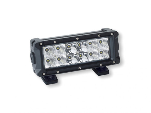 36 Watt LED Professional Flood /Work Light Bar includes mounting brackets