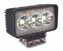 9 Watt LED Professional Wide Flood/Work Light