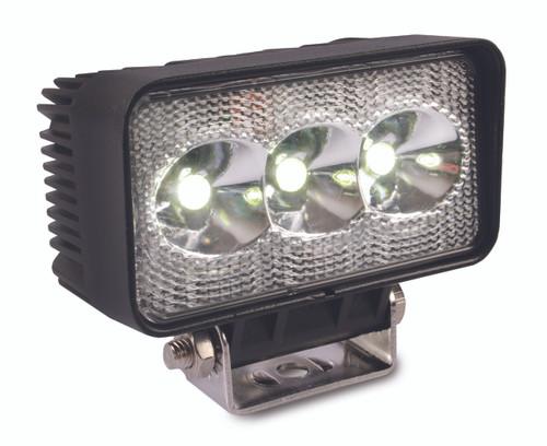 9 Watt LED Professional Wide Flood/Work Light