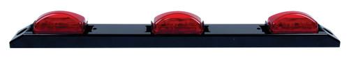 """17"""" Red 3-Light Identification Light Bar"""