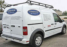 Canopy Ladder Rack For Ford Transit Connect