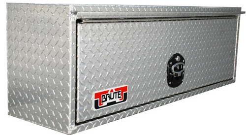 "Model 1 Brute HD Heavy Duty Top Sider Tool Box With Flip Up Door- 48"" Length"