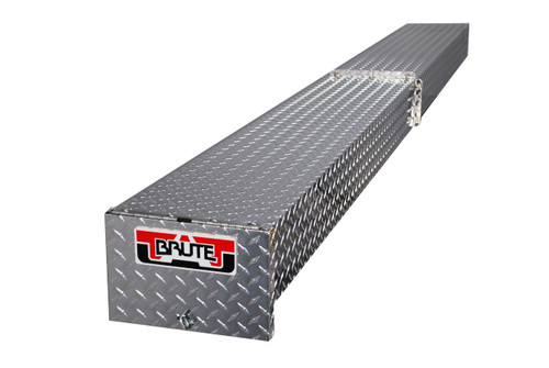 Brute Aluminum Conduit Carrier features a two piece design