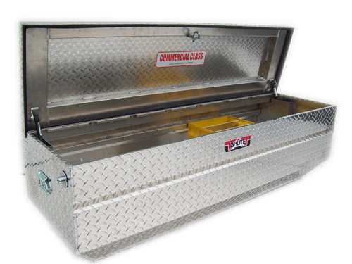 Brute Commercial Class Chest Tool Boxes  feature an Integrated & adjustable sliding tool tray