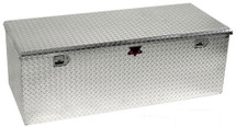 Tall Diamond Plate Chest Toolboxes