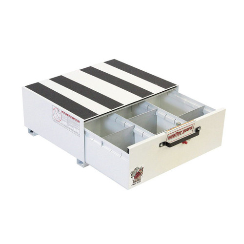 Pack Rat™ Model 301-3 Short Drawer Toolbox has configurable storage