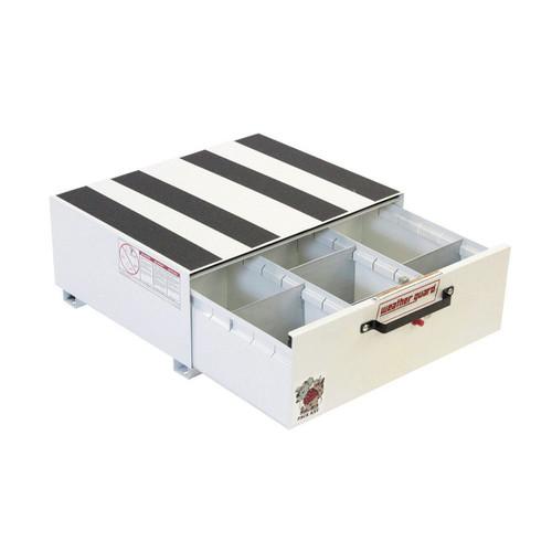 Pack Rat™ Model 301-3 Short Drawer Toolbox has configurable storage