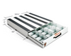 Pack Rat™ Model 308-3 Drawer Toolbox dimensions