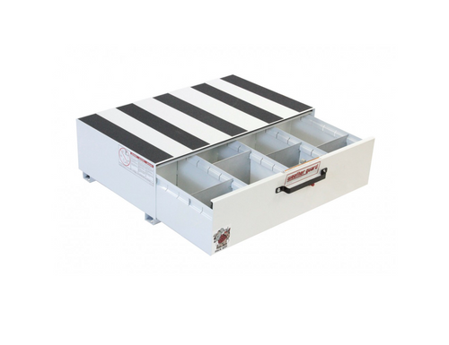 Pack Rat™ Model 303-3 Short And Wide Drawer Toolbox