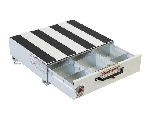 Pack Rat™ Model 312-3 Short And Wide Drawer Toolbox