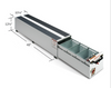 Pack Rat™ Model 335-3 Single Drawer Toolbox dimensions