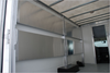 Brute Aluminum Folding Shelving for Cube Vans, Box Vans and Cargo Trailers folded flat