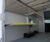 Brute Aluminum Folding Shelving fits Cube Vans, Box Vans and Cargo Trailers