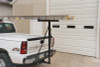Universal Fit Extend-A-Truck Ladder being used for roof top hauling (straps  and ladder NOT included)
