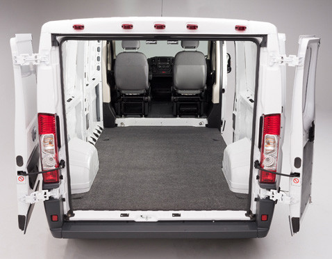 Ford Transit Application
