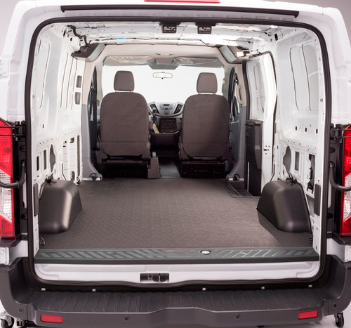 Ford Transit BEDRUG VanTred Cargo Van Mat  is specifically molded to fit your make and model so they look professional and fit like a glove