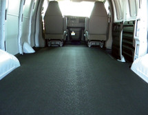 Nissan NV BEDRUG VanTred Cargo Van Mat is specifically molded to fit your make and model so they look professional and fit like a glove