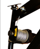 Electric Crane/Van Hoist for KUV/KUVcc Bodies, Commercial & Cargo Vans has a load capacity of 500 lbs.