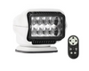 GoLight® Stryker™ ST Series Portable Magnetic Base Remote Control 40W LED Searchlight can be moved from vehicle to vehicle.
