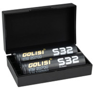 GOLISI IMR S32 Pro-Series 20700 3200mAh 40A 2 Pack Batteries