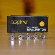 Aspire BVC Clearomizer Coil (5 pack)