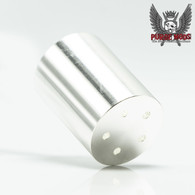 Purge Mod Slim Piece Silver Firing Cup by Purge Mods
