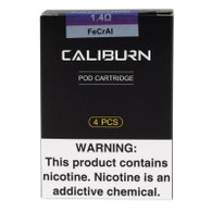 Uwell CALIBURN 4pk Replacement Pods