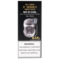Sigelei SnowWolf WF-X Series Coils 5pk (Replacement for WF-M/WF-H-M Coils)