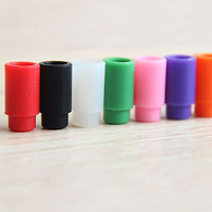 Rubber Disposable  Drip Tip Assorted Colors (Single)